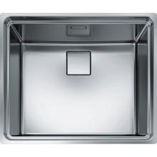 Franke Centinox CEX 210/610-50, 555x465 mm, nerezový dřez 127.0120.044