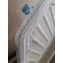 VÝPRODEJ Franke Euroform EFG 682 E, 905x505 mm, Fragranitový dřez, pískový melír 114.0285.858 ODŘENÝ!!!