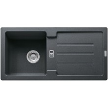 Franke Strata STG 614, 860x435 mm, fragranitový dřez grafit 114.0263.973