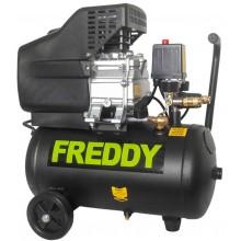 FREDDY olejový kompresor 1,5kW; 2,0HP; 24l FR001