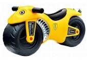 Motorka G21 BIKE žlutá 690729