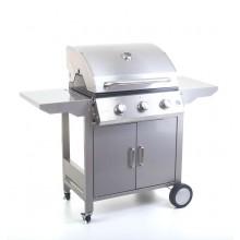 Plynový gril G21 Oklahoma, BBQ Premium Line 3 hořáky + zdarma redukční ventil 6390310