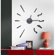 Samolepící hodiny G21 Fashion Style 782129