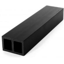 Nosník terasových prken G21 6x4x280cm, mat. WPC Black 63909994