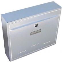 Schránka poštovní RADIM velká 310x360x90mm bílá 639225
