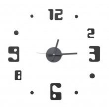 G21 Samolepící hodiny Eccentric Style 782130