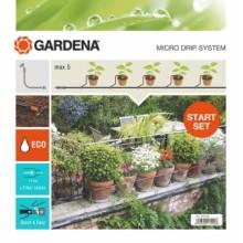 GARDENA MDS-startovací sada pro rostliny v květináčích S 13000-32