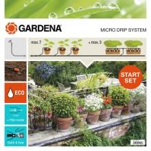 GARDENA MDS-startovací sada pro rostliny v květináčích M s automatikou 13002-20