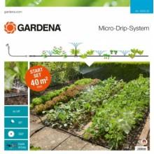 GARDENA MDS-startovací sada pro rostliny v řádcích 25m 13015-20