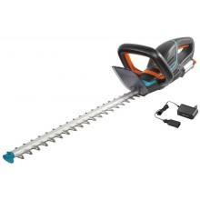 GARDENA ComfortCut Li-18/50 akumulátorové nůžky na živý plot, 50 cm 9837-20
