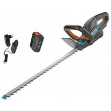 GARDENA ComfortCut 60/18V P4A Akumulátorové nůžky na živý plot, sada 14731-20