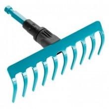GARDENA cs-kovové hrábě malé 18,5 cm, 8 zubů 3185-20