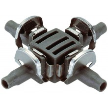 "GARDENA Micro-Drip-System-křížový kus 3/16"" (10 ks) 8334-20"