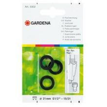 """GARDENA ploché těsnění ø 21 mm (G1/2"""") (3 ks) 5302-20"""