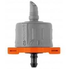 GARDENA mds-regulovatelný koncový kapač s vyrovnáváním tlaku (5ks) 8316-20