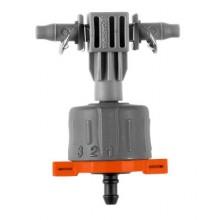 GARDENA MDS-regulovatelný řadový kapač s vyrovnáváním tlaku 8317-29