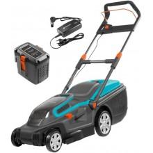 GARDENA PowerMax™ Li-40/37 akumulátorová sekačka na trávu, 37 cm 5038-20