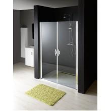 GELCO ONE sprchové dveře do niky dvoukřídlé 980-1020, čiré sklo GO2810