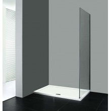 GELCO Dragon sprchová boční stěna 90 L/P, sklo čiré GD7290