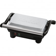SENCOR SBG 2050SS elektrický gril kontaktní, stříbrný 41003408