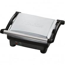 SENCOR SBG 3050SS elektrický gril kontaktní, stříbrný 41003421