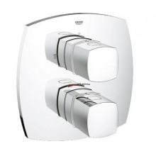 GROHE Grandera termostatická vanová baterie podomítková, chrom 19948000
