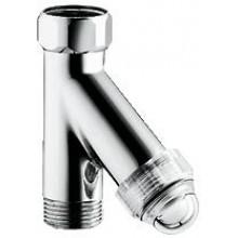 GROHE originální WAS® ventil, šikmý filtr DN 20, chrom 41275000
