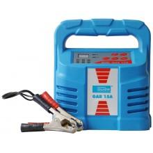 GÜDE GAB 15A Automatická nabíječka baterií 85063