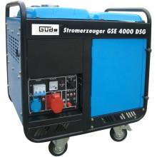 GÜDE GSE 4000 DSG Elektrocentrála generátor 40583