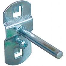 GÜDE Háček závěsný rovný 50 mm, 2ks 40741