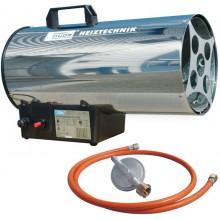 GÜDE Plynová horkovzdušná turbína GGH 17 INOX 85006