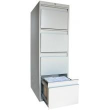 GÜDE ASG4 Skříňka na spisy kartotéka šedá 40882