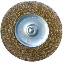 GÜDE Ocelový kartáč pro mechanický čistič spár GFR 400 94333