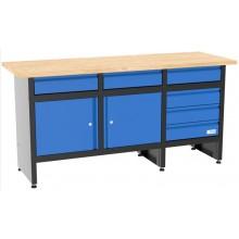 GÜDE GW 6/2 XL Dílenský stůl 40481