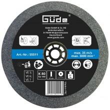 GÜDE Suchý brusný kotouč vhodný pro brusku GNS 200/150 55511