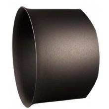 HAAS+SOHN Zděř kouřovodu, černá 180 mm (1,5) 1105180110000