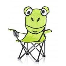 HAPPY GREEN Křeslo dětské, žába 502062