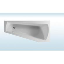 TEIKO Vana Harmony P obdélníková 160 x 75 cm, akrylátová, bílá, pravá V112160R04T05001