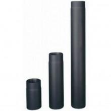 HAAS+SOHN Trubka kouřovodu, antracit 1 m, 120 mm (1,5)