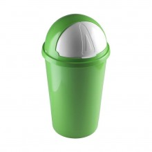 HEIDRUN SWING odpadkový koš 50 l zelený 1359