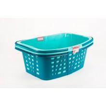 HEIDRUN set košíku a vaničky, 2 x 26 l, 347/LHT
