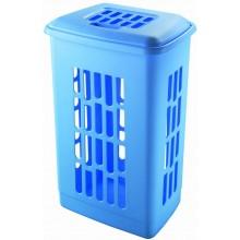 HEIDRUN koš na špinavé prádlo 60 l modrý 1300