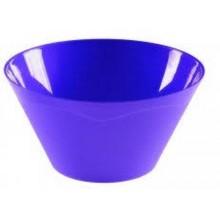 HEIDRUN Salátová mísa 10 x 20 x 20 cm, 1,6l modrá 2610
