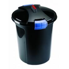 HEIDRUN Odpadkový koš, popelnice 75l, černá 1465