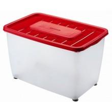 HEIDRUN Box úložný pod postel 46 l, mix barev 1566