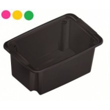 HEIDRUN Multibox 12,5 x 29,5 x 19 cm, 5 l, mix barev 5107