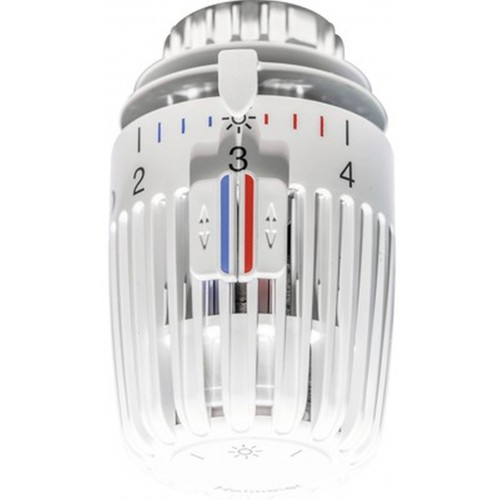 HEIMEIER termostatická hlavice K bíla , 6000-00.500