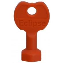 HEIMEIER Nastavovací klíč pro Eclipse, oranžová barva 3930-02.142