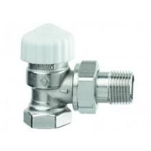 """HEIMEIER Termostatický ventil 1/2"""" CALYPSO-exact, DN15, zkrácený, rohový 3451-02.000"""
