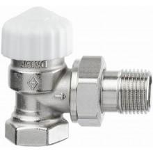 """HEIMEIER Termostatický ventil 3/8"""" CALYPSO-exact, DN10, zkrácený, rohový 3451-01.000"""